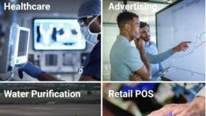 Teamviewer IoT kann in vielen Industriebereichen verwendet werden.