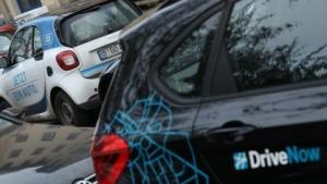 Sollen bald ein Unternehmen bilden: Car2Go und Drivenow