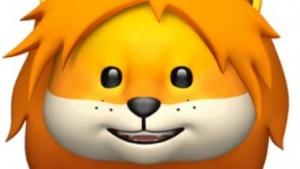 Ebenfalls neu in iOS 11.3: Ein Löwen-Animoji