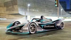Formel-E-Bolide Gen2: Der Prototyp wird Anfang März in Genf vorgestellt.