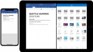 Microsoft Office für iOS