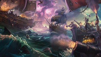 Artwork von Sea of Thieves