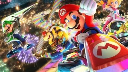 Artwork von Mario Kart 8 Deluxe