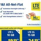 Datenrate: Verbraucherschützer verklagen 1&1 wegen LTE