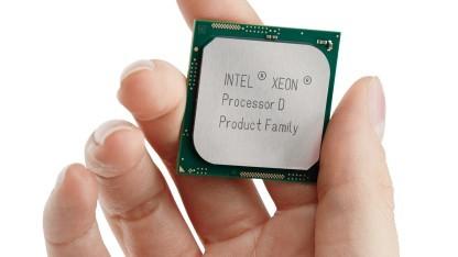 Ein älterer Xeon D