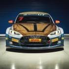Elektro-Rennserie EPCS: Der Tesla darf auf die Rennstrecke