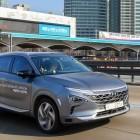 Brennstoffzelle: Hyundai fährt mit Wasserstoffauto 190 km autonom