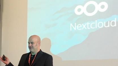 Owncloud- und Nextcloud-Gründer Frank Karlitschek