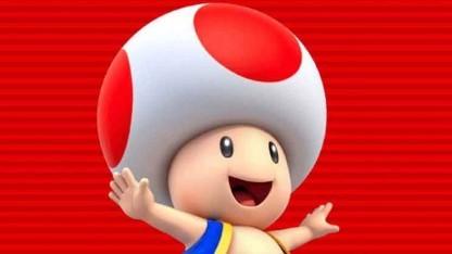 """Das """"Ding"""" ist kein Hut, sondern gehört zum Kopf von Toad."""