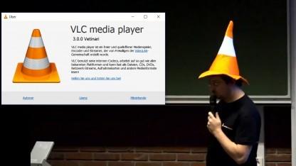 Freier media player: vlc 3.0 eint alle plattformen golem.de