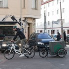 Chargery: Sixt will mit Fahrrad-Powerbank leere Elektroautos aufladen