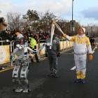 Olympische Spiele: Maschine stiehlt Mensch die Show