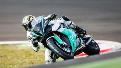 Elektrisches Rennmotorrad Energica EgoG: mehr Leistung statt längere Rennen