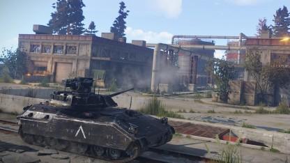 Rust schickt Spieler zum Überlebenskampf in eine offene Welt.