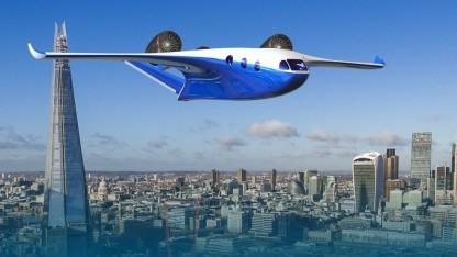 Hybridflugzeug Starling Jet: leistungsfähiger und günstiger als ein Hubschrauber