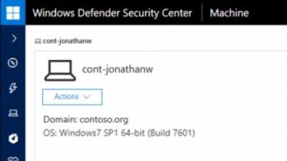Windows Defender ATP wird für Windows 7 entwickelt.