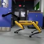 Spot Mini: Boston Dynamics bringt Roboter das Türöffnen bei