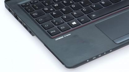 Das Lifebook U727 ist ein leichtes 12,5-Zoll-Notebook.