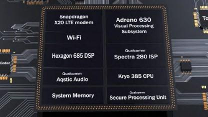 Die Adreno 630 von Qualcomm bekommt wohl Mainline-Unterstützung.