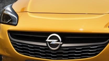 Opel Corsa soll 2020 elektrisch fahren.