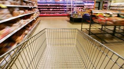 Den Gang in den Supermarkt wollen Lebensmittellieferdienste ersparen.