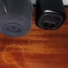 Wie Homepod: Sonos One macht ebenfalls weiße Spuren auf Holz