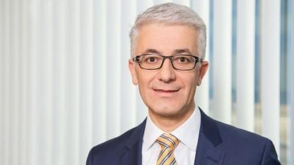 Süleyman Karaman, Geschäftsführer von Colt Technology Services Deutschland