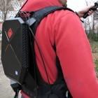 HP Omen X VR im Test: VR auf dem Rücken kann nur teils entzücken