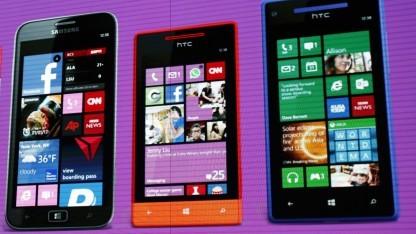 Weniger Funktionen für Windows Phone 7.5 und 8.0