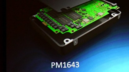 Samsung bringt Enterprise-SSD mit über 30 TByte