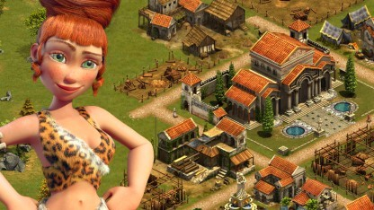 Artwork von Forge of Empires