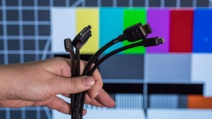 Für UHD und HDR brauchen wir nicht nur das richtige Kabel, sondern auch gute Hard- und Software.