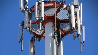 LTE-Antennen der Telefónica
