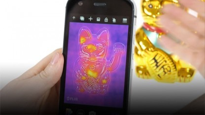 CAT S61 ist das teuerste Android-Smartphone und speziell für Handwerker
