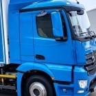 eActros: Elektrischer Mercedes-Benz-Lkw fährt schon 2018