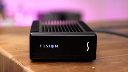 Sonnet Fusion TB3 PCIe Flash Drive