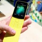 Nokia 8110 4G im Hands On: Das legendäre Matrix-Handy kehrt zurück