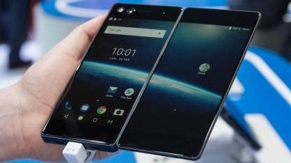Die Exportsperre dürfte auch ZTEs Smartphone-Sparte treffen.