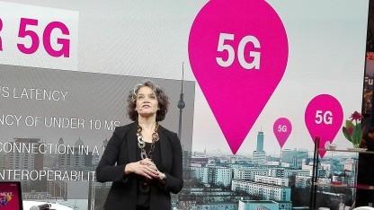 """Claudia Nemat: """"Ich bin die First Lady der Telekom."""""""