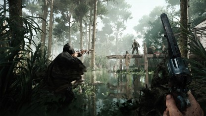 Artwork von Hunt Showdown