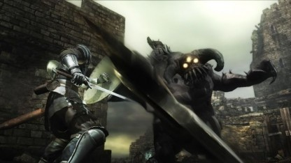 Artwork von Demon's Souls