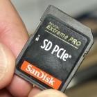 Western Digital: Sandisks Test-SD-Karte mit PCIe schafft fast 900 MByte/s