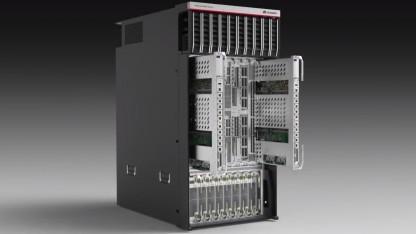 Der NE9000 ist redundant aufgebaut.