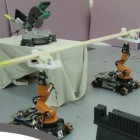 Autosaw: Roboter helfen beim Möbelbauen