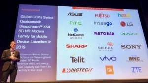 Qualcomms Partner für 5G