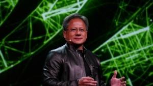 Nvidia-CEO Jensen Huang