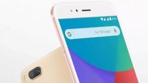Das Mi A1 von Xiaomi läuft mit Android One.