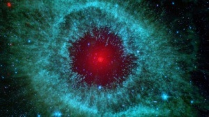 Der Helixnebel, nach dem das Cloud-Projekt benannt ist, ist 650 Lichtjahre von der Erde entfernt.