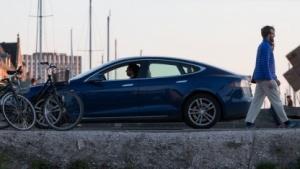 Elektroauto Tesla Model S und Fußgänger: 40 Prozent höheres Unfallrisiko