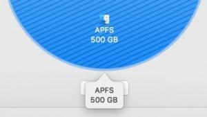 Mit APFS gibt es Probleme.